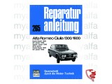 Reparaturanleitung  Alfa Romeo Giulia, Bertone GT,Spider (1300- 1600)