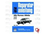 Reparaturanleitung  Alfa Romeo Alfetta Bj. 1980-84