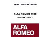 Ersatzteilkatalog AR 1900     1900/1900 C/1900 TI