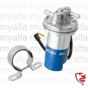 ELECTRIC FUEL PUMP HARDI      0,28-0,35 Bar, 100 - 130      L/h 8mm ADJUSTABLE SUPPORT