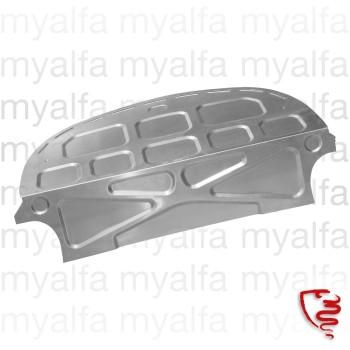 Hutablage Trennwand           Aluminium GTA / GT Bertone