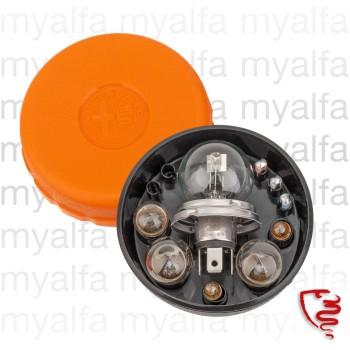 Glühbirnen / Ersatzlampen Box BILUX
