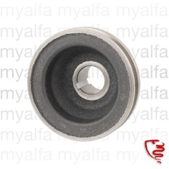 Riemenscheibe Stahl 105mm - 101/105 OE-Qualität