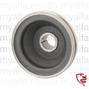 Riemenscheibe Stahl 125 mm - 105/115/116 OE-Qualität