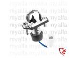 Kennzeichenleuchte  Carello Design schmaler Ausschnitt - 750/101/102