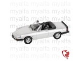 Alfa Romeo Spider Bj.1986-89  silber 1:18, Limited Edition