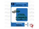 952 015 0  Reparaturanleitung  Alfa Romeo  Typ 101/ Typ 105 (1300 - 1600) frühe Modelle