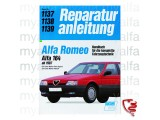Reparaturanleitung  Alfa Romeo 164 ab 1987 - 2.0-Liter-Motor Twin Spark, 3.0 Liter-Motor V6/QV