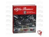 """Buch """"Alfa Romeo Das Werk - Die Ära Arese"""" ca. 250 Seiten, 245x290mm, gebunden mit Schutzumschlag"""