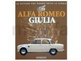 """Buch """"Alfa Romeo Giulia"""",     Vetture che hanno fatto la    Storia"""